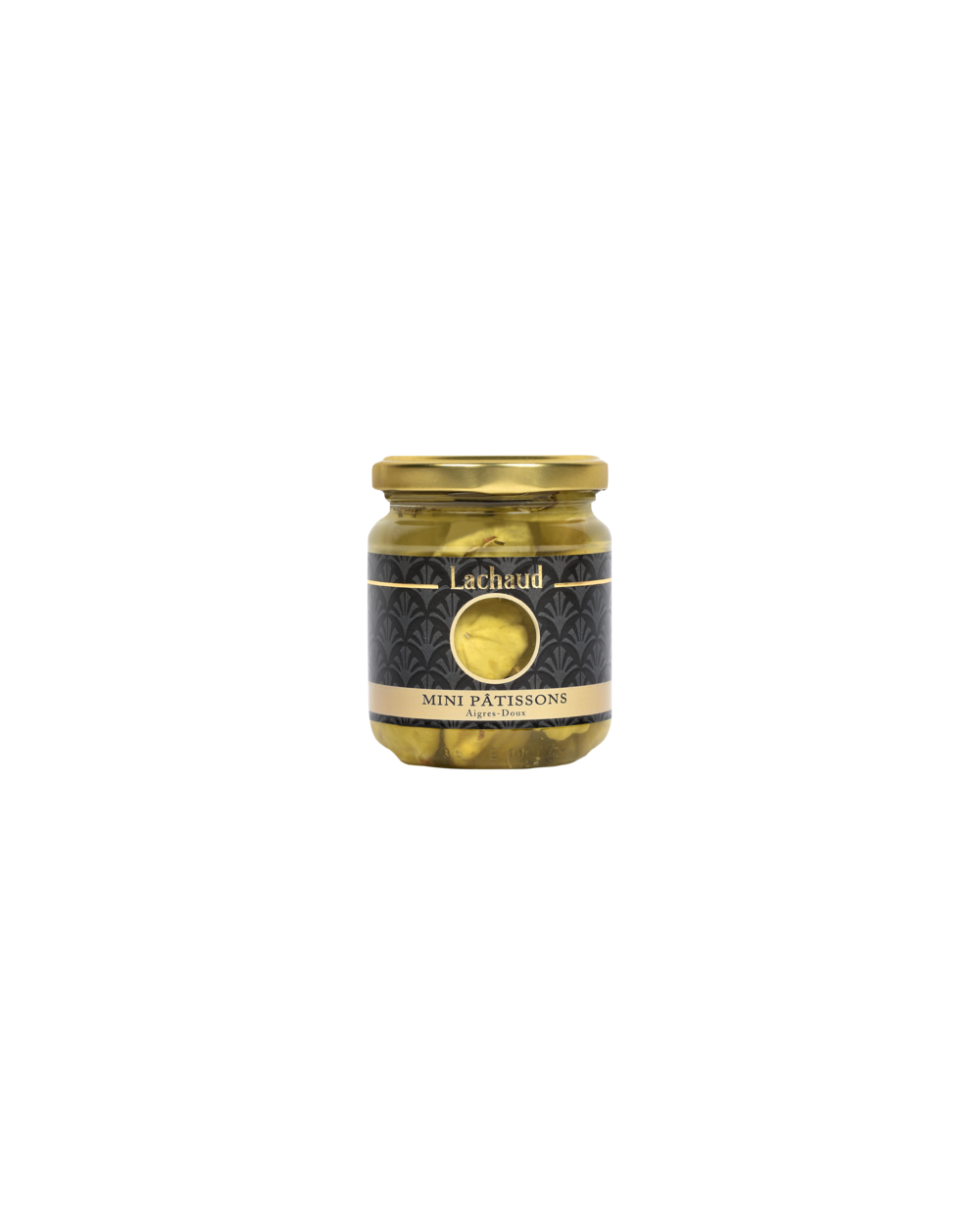 Mini Pâtissons Aigres-Doux 110g
