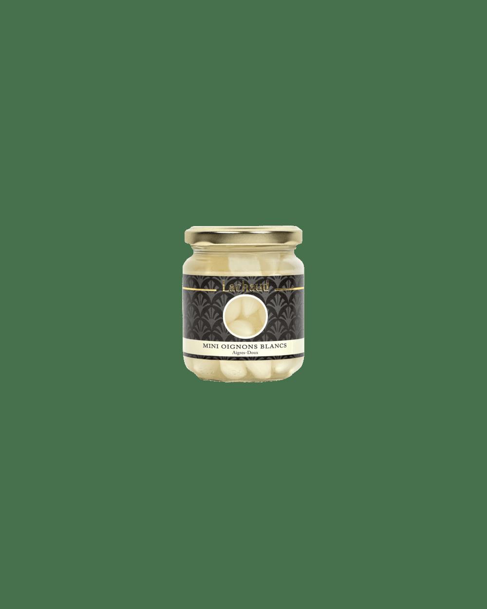 Mini Oignons blancs à l'Aigres-Doux 110g