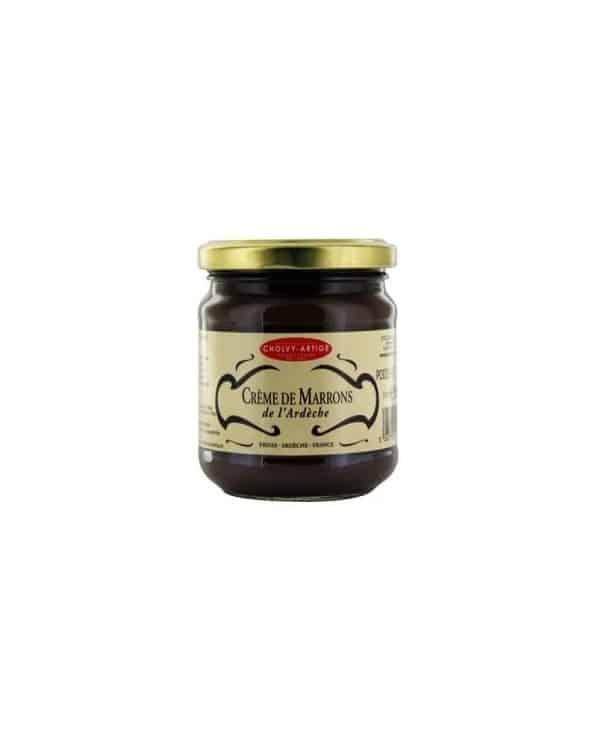 Crème de marrons d'Ardèche, 250g