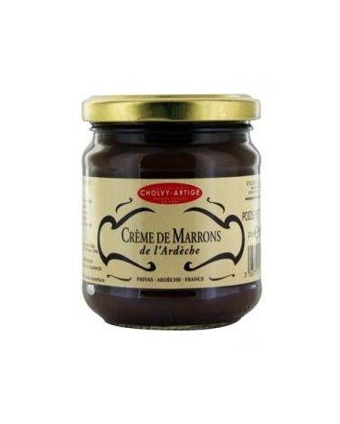 Crème de marrons de l'Ardèche, 250g