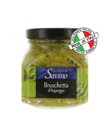 Bruschetta d'Asperges, 140g