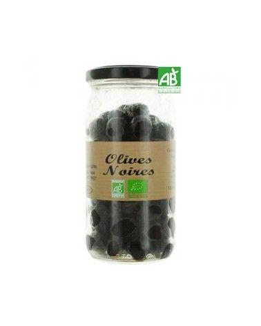 Olives Noires Bio 235g