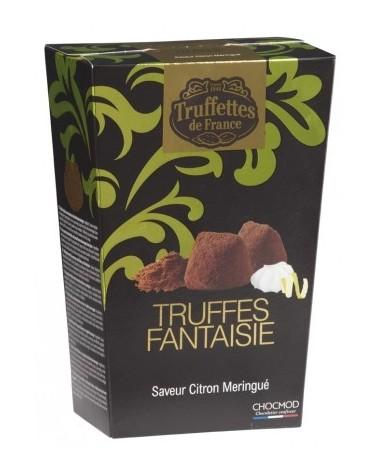 Truffes fantaisie Citron Meringué 200g