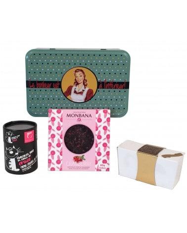 "Box ""Bonheur Chocolaté"""