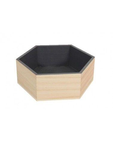 Boîte hexagonale