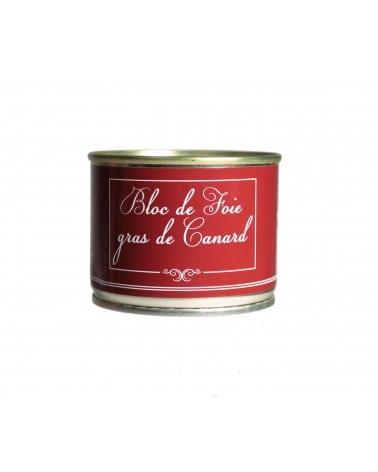 2+1 Blocs de foie gras de canard avec morceaux 200g