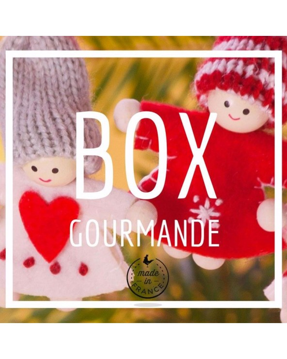 Box gourmande de Noël