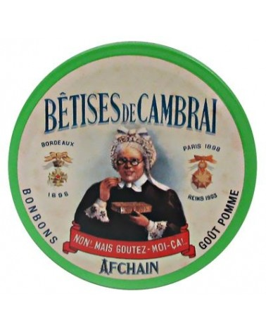 Boîte de Bêtises de Cambrai à la pomme 75g