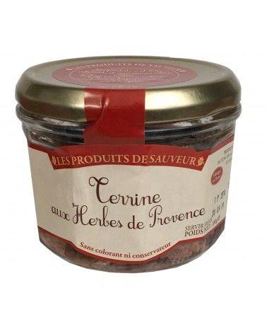 Terrine aux herbes de Provence, 180g