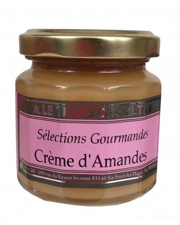 Crème d'amandes, 125g
