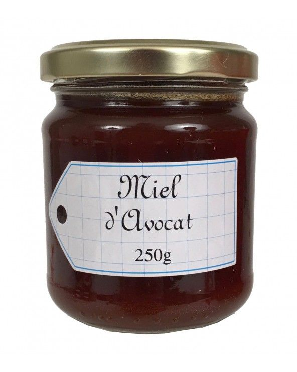 Miel d'Avocat 250g