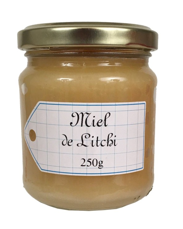Miel de Litchi 250g