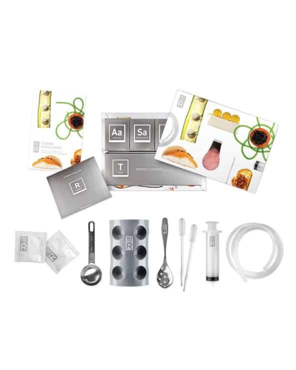 Kit de Cuisine moléculaire