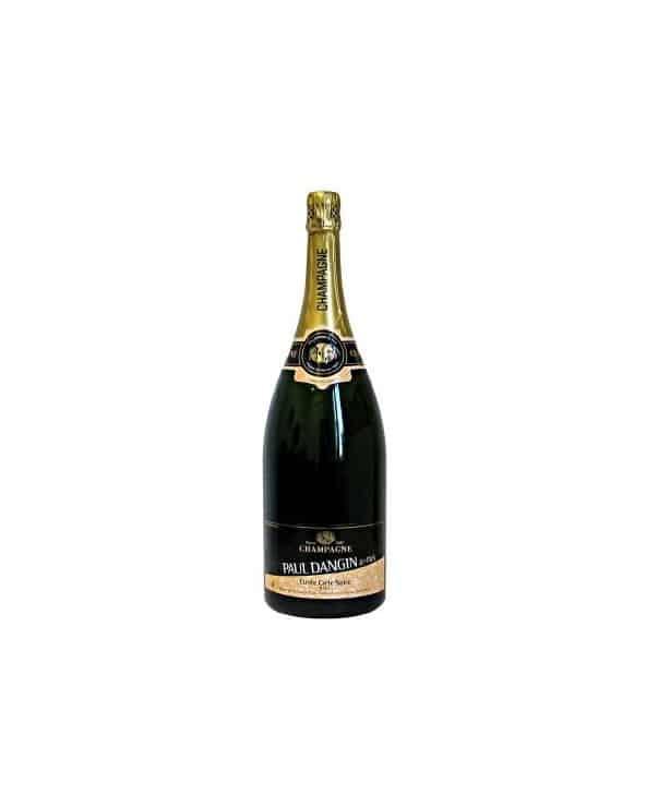Magnum de champagne Dangin et fils Cuvée Carte Noire 1,5l