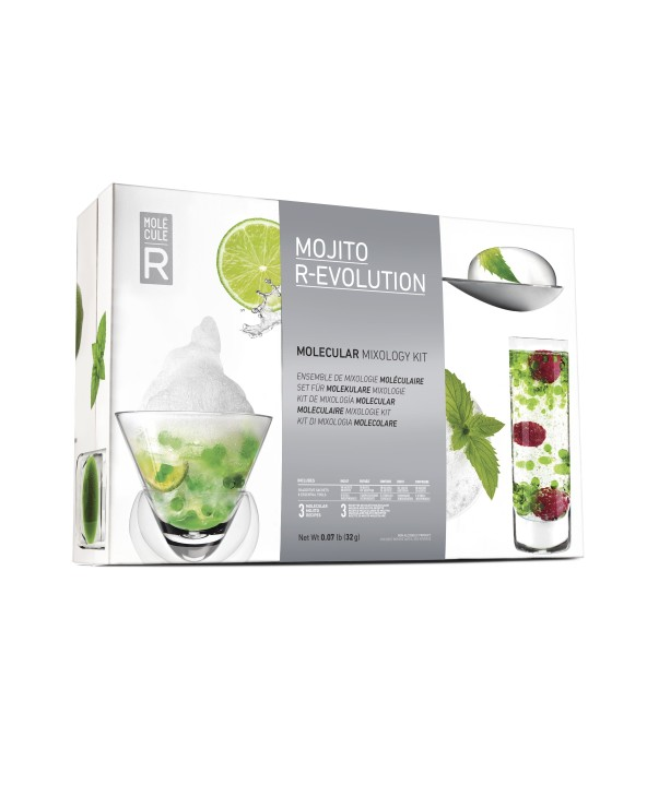 Kit Mojito moléculaire