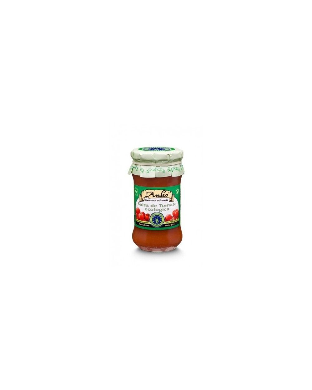 Sauce tomate 290g Bio
