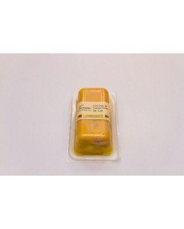 Foie gras de canard mi-cuit barquette 450g