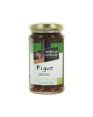Confiture de figue Bio 260g