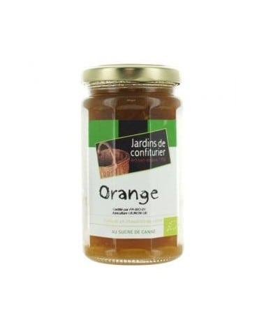 Confiture d'Orange bio 260g