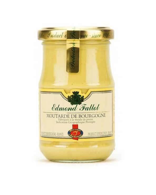 Moutarde de Bourgogne IGP 210g