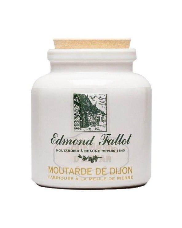 Moutarde de Dijon Pot en Grès 250g