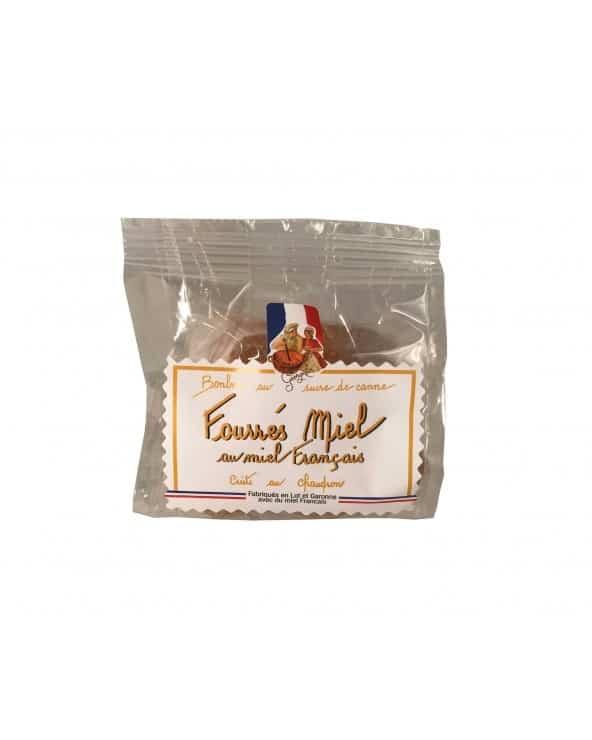Bonbons Fourrés au Miel 80g
