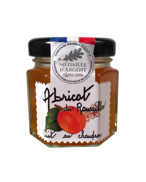 Confiture Abricot du Roussillon 50g