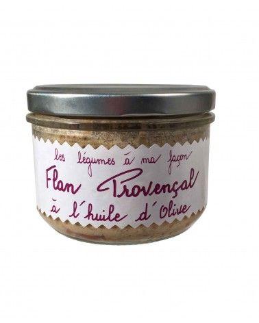 Flan Provençal à l'huile d'olive 200g