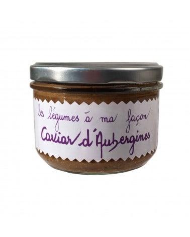 Caviar d'aubergines Lucien Saveurs 200g