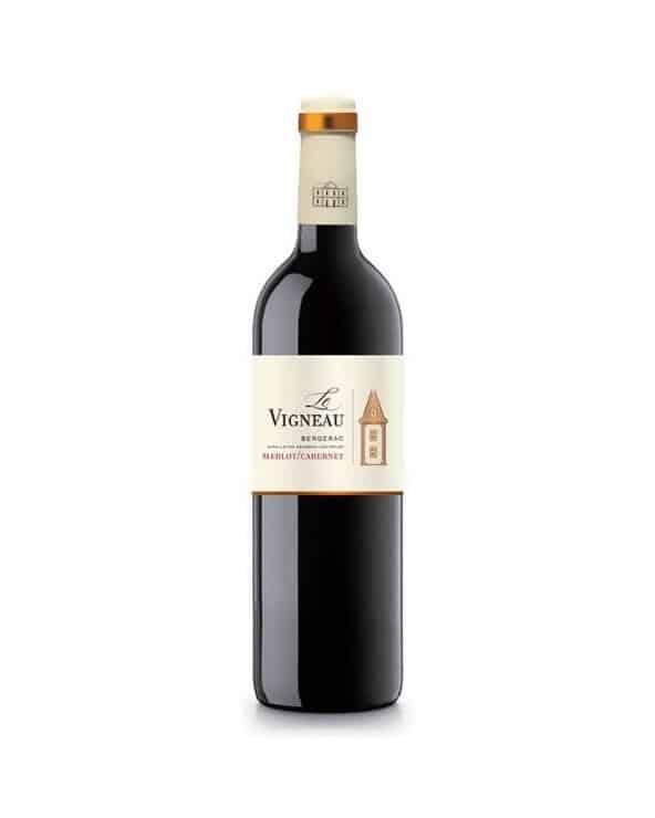 """Vin Rouge Bergerac """"Clos de Vigneau"""" 37.5cl"""