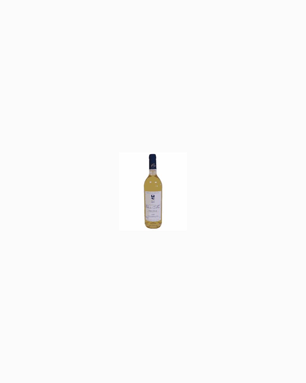 Vin blanc doux LOUPIAC Château CLOS DES MAS 2008