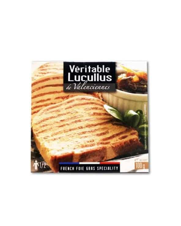 Langue lucullus de Valenciennes pour 1 ou 2 personnes 100g