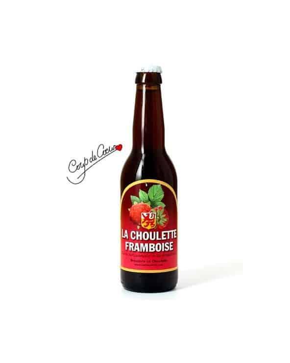 Bière Blonde La Choulette Framboise 33cl
