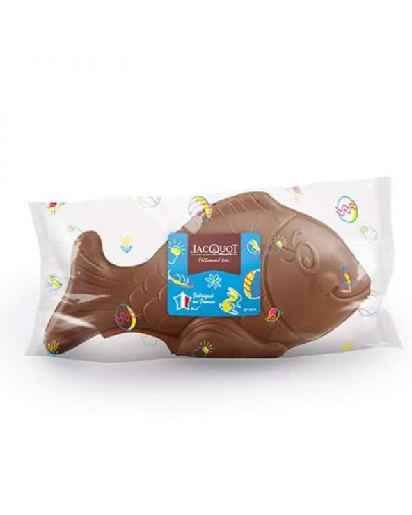 Poisson de Pâques en chocolat au lait 125g