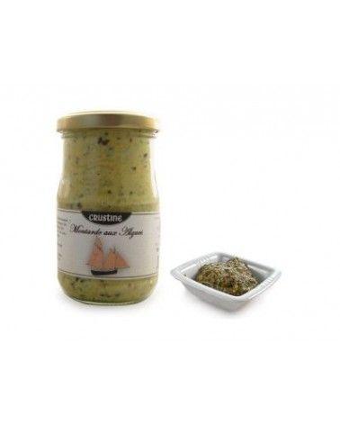 Moutarde aux algues 200g
