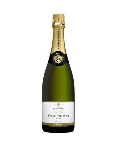 Champagne Brut Veuve Pelletier 75cl