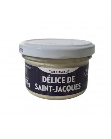 Délice de Saint Jacques 80g