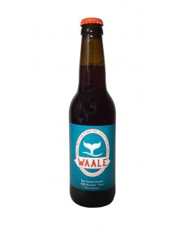 Bière ambrée Waale 33cl