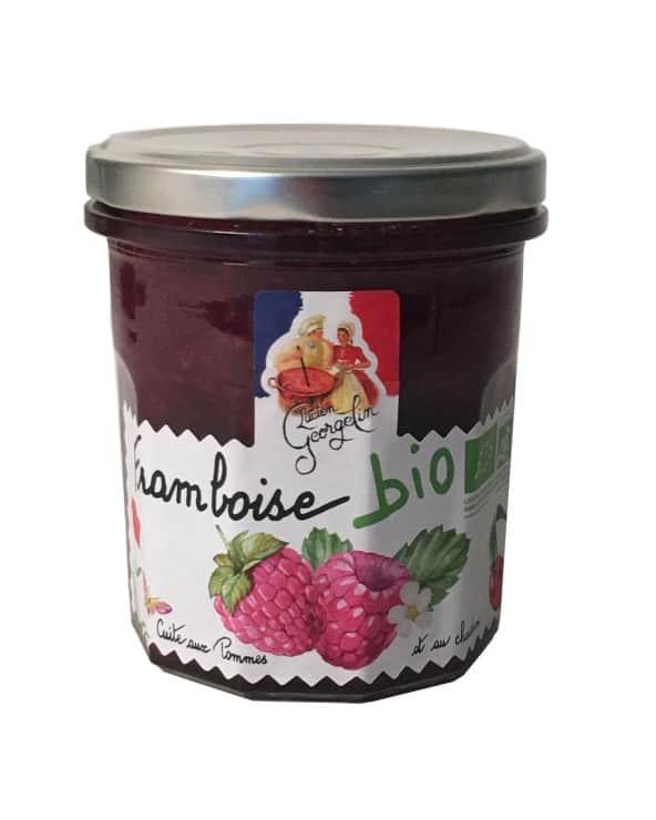 Confiture Framboise Bio 320g