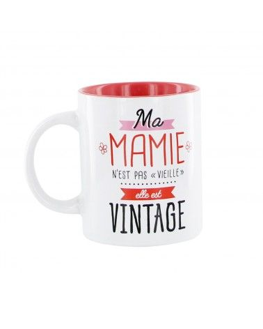Mug Mamie fantastique