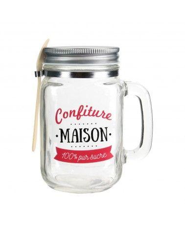 Mason Jar Confiture Maison