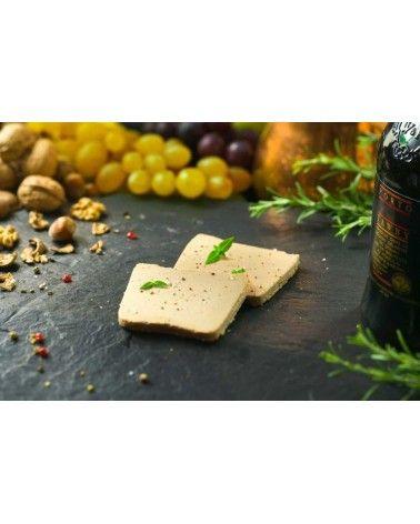 Foie gras de canard à la truffe d'été 120g