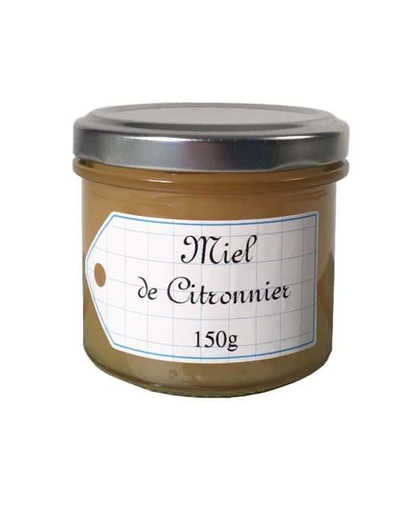 Miel de citronnier 150g
