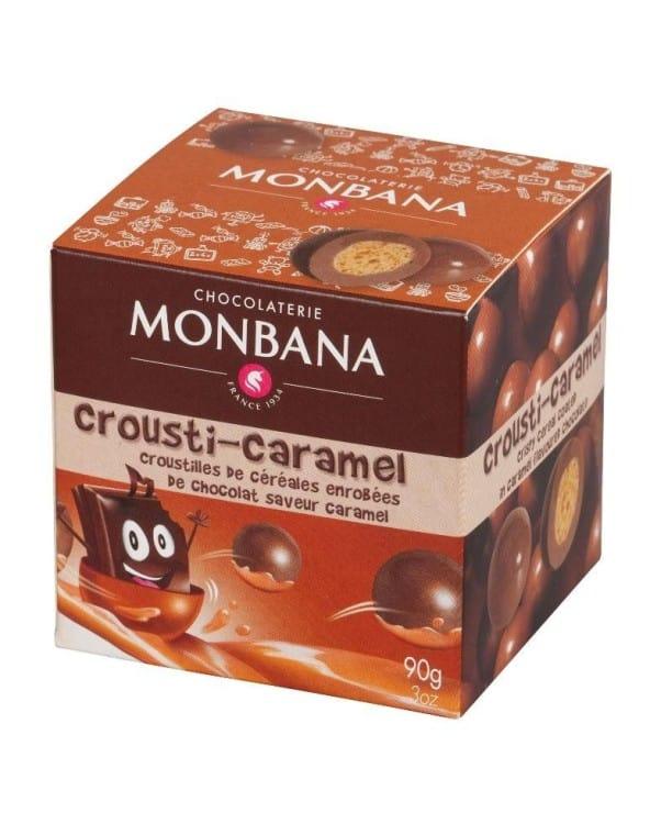 Boîte Snacking Crousti-Caramel 90g