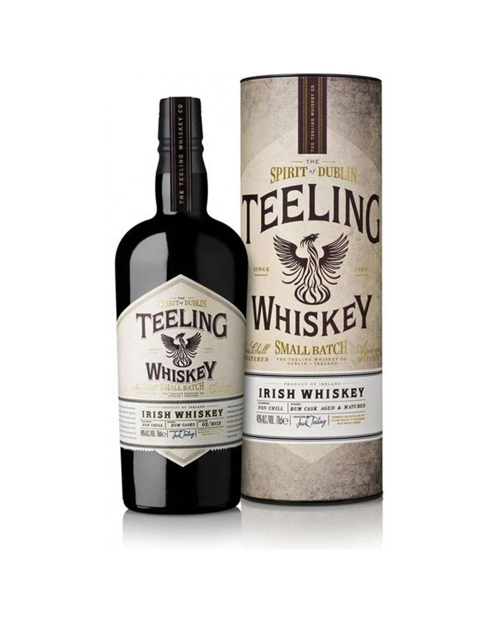 Whisky Teeling Small Batch 70cl