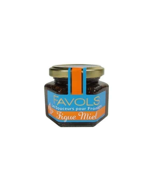 Confit pour fromages à la figue et au miel 110g