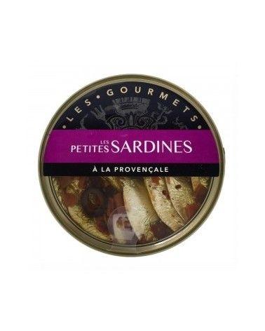 Petites Sardines à la Provençale