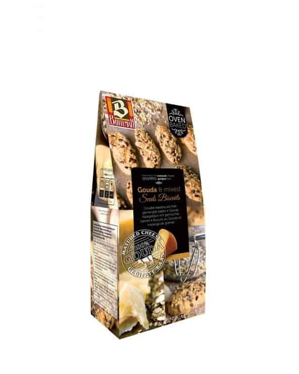 Biscuits au Gouda