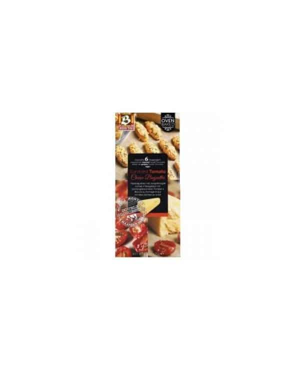 Biscuits au Fromage et tomates séchées au soleil