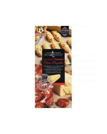 Biscuits au Fromage et tomates séchées
